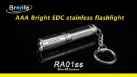 Bronte RA01 SS CREE XP-G R5 LED flashlight Max. 80...