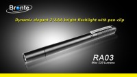 Bronte RA03 Penlight CREE XP-G R5 LED max. 120 lm