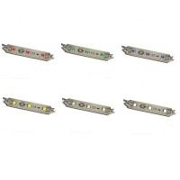 LED module chain 3528 SMD 12V in diversi colori